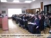 Gjate nje konference me misionaret e pajtimit