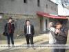 Ne nje familje te ngujuar ne nje fashat te Burrelit me gazetarin nga Britania Marco Kesseler